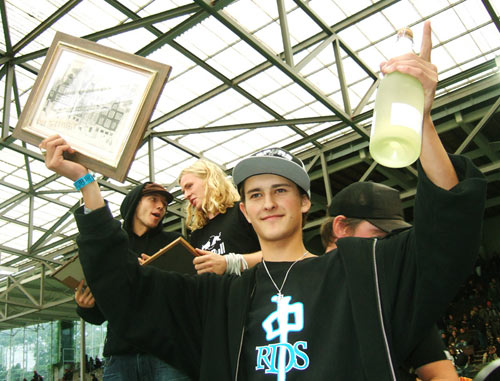 Basilea European Skateboard Open 2006