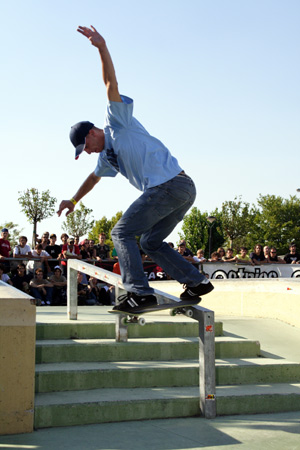 Ricky Comini Bs Tailslide