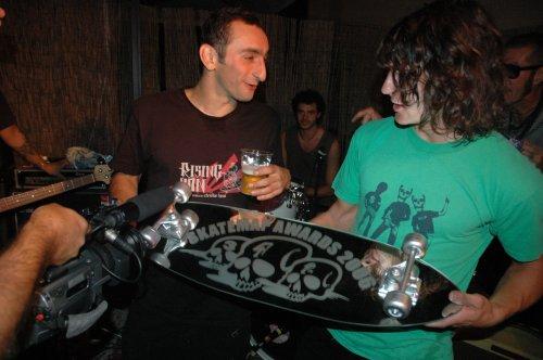 SkateMap Fest 2006: fabio montagner e Daniel Cardone