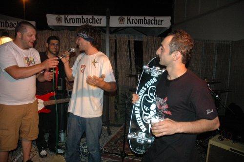 SkateMap Fest 2006: GroS, Matteo Storelli e Daniel Cardone