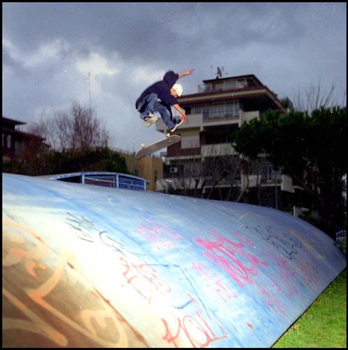 Lo Zingaro - 360 flip