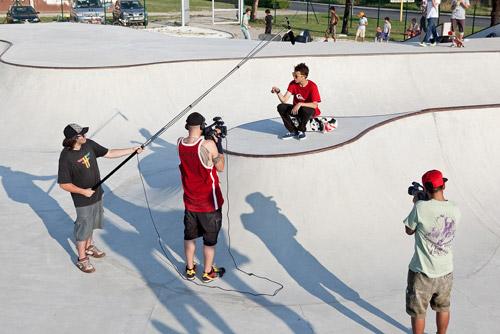 Burn Skate Battle - Vans - Marco Giordano spiega la sfida