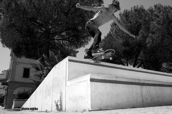 Cosimo Bruchi, Bs Tail  - Ph. Mirko