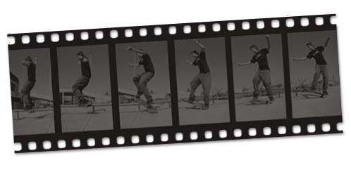 Da Skater a fotografo