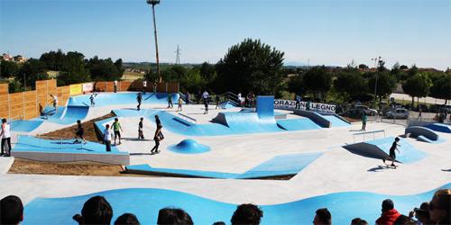 Spotcheck: Osimo Skatepark