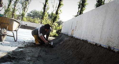Costruire in cemento