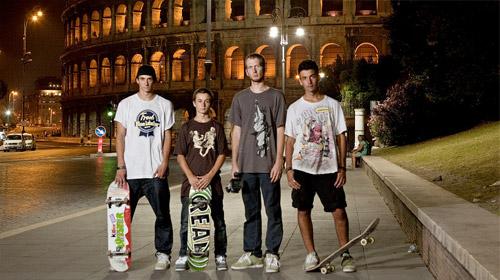 Burn Skate Battle - DuFFs Team