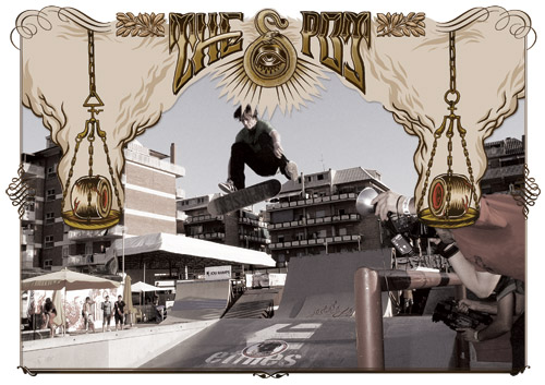 The Spot Inferno - World cup skateboarding 2010