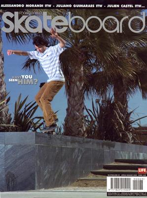 skateboard mag 63