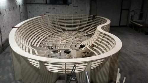 Carrara Bowl Opening